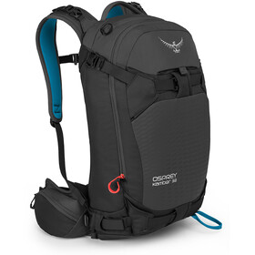 Osprey Kamber 42 Backpack Galactic Black